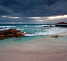 Friendly Beaches Sunrise by Kelly McGill