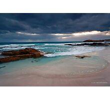 Friendly Beaches Sunrise Photographic Print
