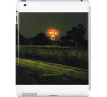 The dark tower urbex iPad Case/Skin
