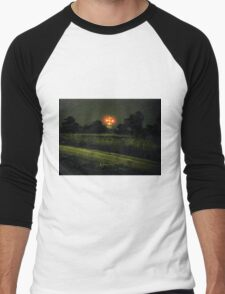 The dark tower urbex Men's Baseball ¾ T-Shirt