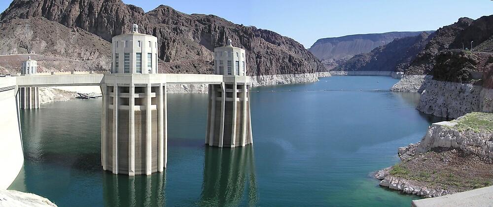 Hoover Dam by Jason Kerr