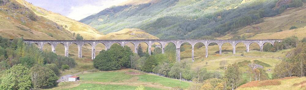 Harry Potter Rail Bridge by Jason Kerr