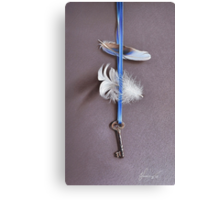Dream Locker Canvas Print
