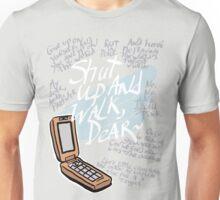 TWEWY Joshua Kiryu Catchphrases Unisex T-Shirt
