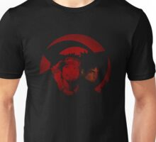 The Man Behind The Mask Unisex T-Shirt