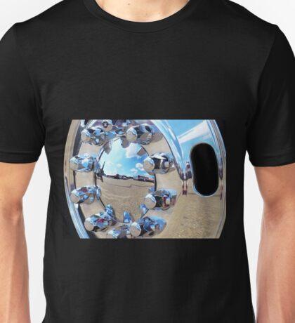 chrome,, and more chrome Unisex T-Shirt