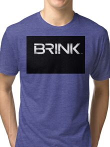 Brink Video Game T-Shirt/Accessories Tri-blend T-Shirt