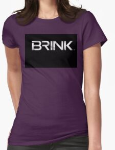 Brink Video Game T-Shirt/Accessories Womens Fitted T-Shirt