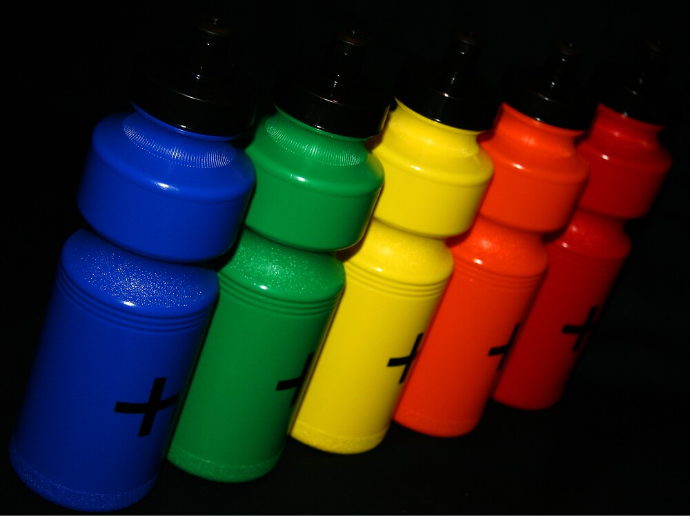 Bottled Spectrum by Andy Keir
