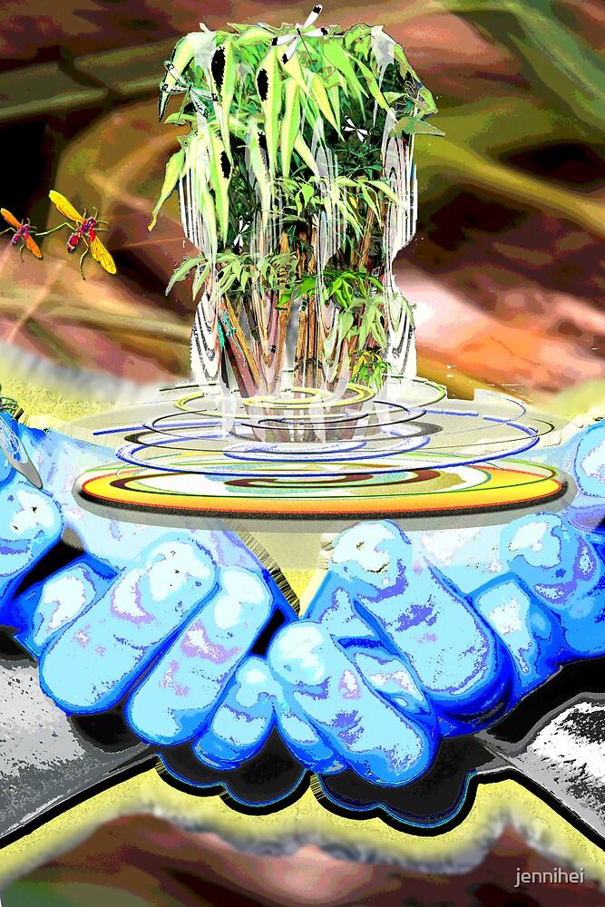 Hologram by jennihei