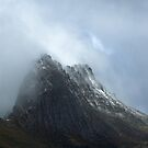 Cradle Mountain storm by Geoffrey Chang