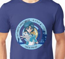 Sailor Mercury - Sailor Moon Crystal (rev. 1) Unisex T-Shirt