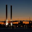 Bolte Sunset by theurbannexus