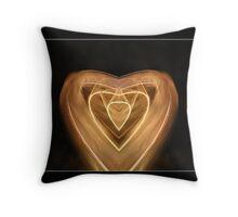 Love Lollipop Throw Pillow