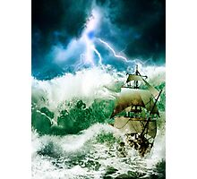 A Perfect Storm Photographic Print