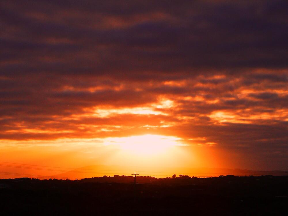 The sunrise series - Morning Peninsula by HamRadio