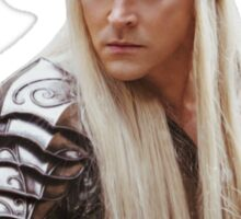 Santa's Favourite Elf - Thranduil Sticker