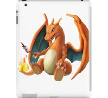 Charizard - Marshmallow iPad Case/Skin