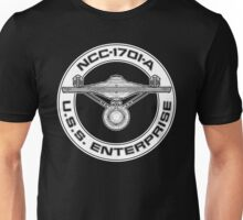 USS Enterprise Logo - Star Trek - NCC-1701-A (movie) Unisex T-Shirt