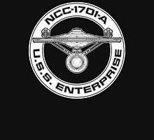USS Enterprise Logo - Star Trek - NCC-1701-A (movie) Unisex T-Shirt