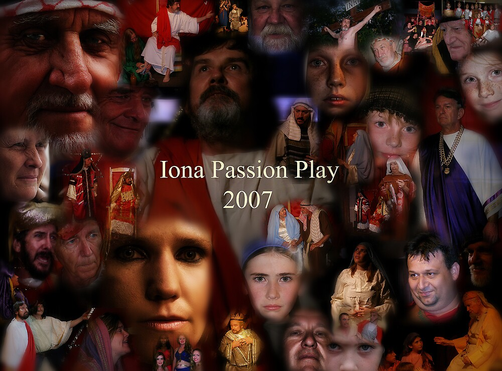Iona Passion Play 2007 by ionapassionplay