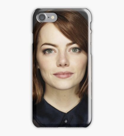 Emma Stone iPhone Case/Skin