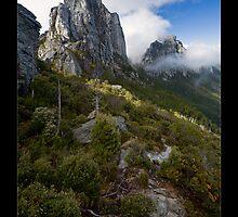 Sharlands Peak by Ian Stewart