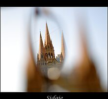 World Through My Eyes by Sidqie Djunaedi