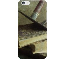 Humanity in Print iPhone Case/Skin
