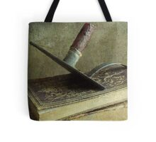 Humanity in Print Tote Bag
