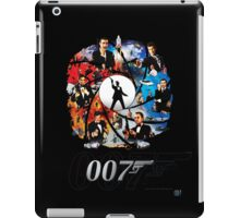 The Incredible World Of 007 iPad Case/Skin