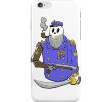 Captain Woody Bi.Sailors iPhone Case/Skin