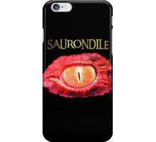 Saurondile iPhone Case/Skin