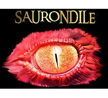 Saurondile Photographic Print