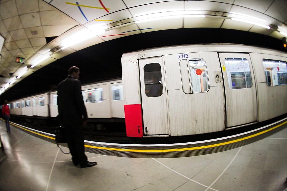 underground by Jamie Min