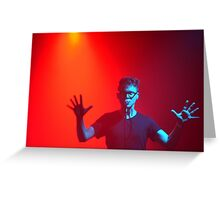 Son Lux Greeting Card