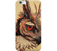 Nocturnal By Nature iPhone Case/Skin