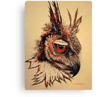 Nocturnal By Nature Canvas Print