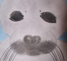 Save The Beautiful Seals by Sarah Bentvelzen