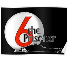 The Prisoner - Number Six - Be Seeing You - 6 Poster