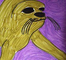 Save The Surreal Seals by Sarah Bentvelzen