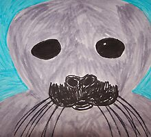 Save The Chubsy-Wubsy Seals by Sarah Bentvelzen