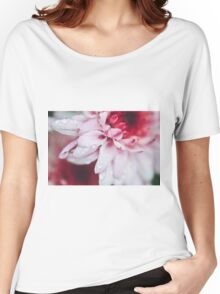 Pink Chrysanthemum Women's Relaxed Fit T-Shirt