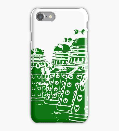 daleks iPhone Case/Skin