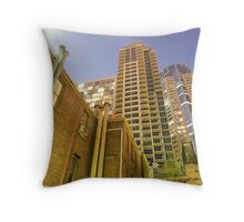 Urban Alley - 2 Throw Pillow