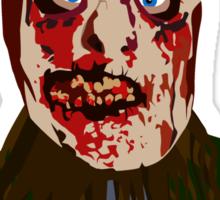 Bloody Face - Asylum Sticker