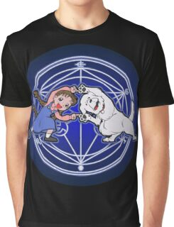 Fullmetal Fusion Ha! ver.glow Graphic T-Shirt