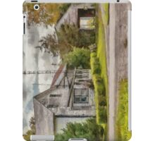 The Old Farmhouse iPad Case/Skin