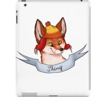 Fandom Foxes! - Shiny iPad Case/Skin