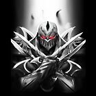 Zed - League of Legends by Waccala
